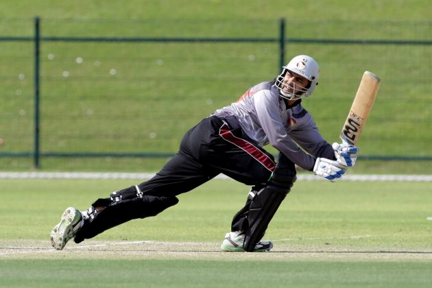 UAE defeat PNG and move to the top of the table - Cricket News