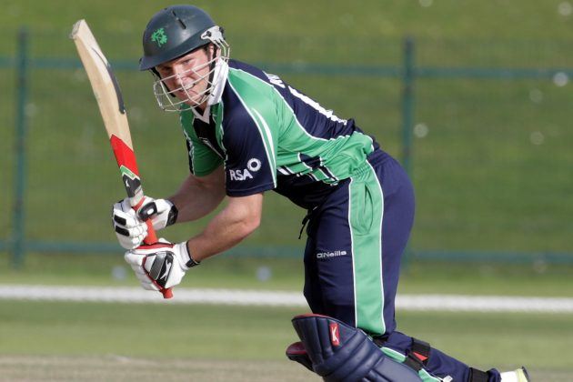 Wilson stars in Ireland's fifth successive win  - Cricket News