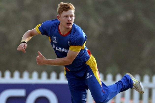Nicolaas Scholtz picks up five in Namibia win - Cricket News