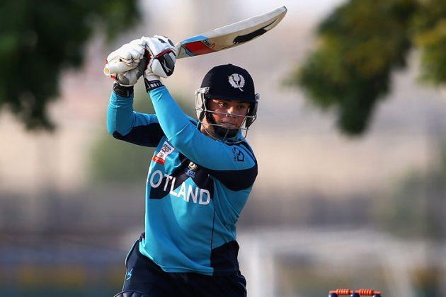 Machan stars in Scotland victory - Cricket News