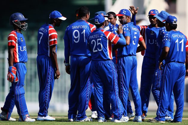 Ahmed's five-for sinks Denmark - Cricket News