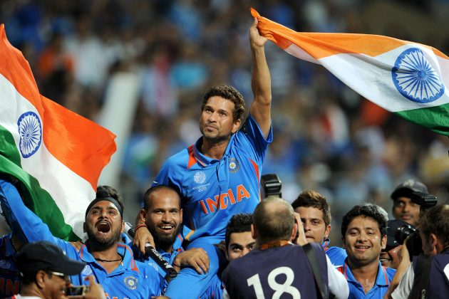 Thank you Sachin - Cricket News
