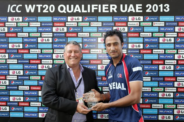Nepal enters ICC World Twenty20 with thrilling win - Cricket News