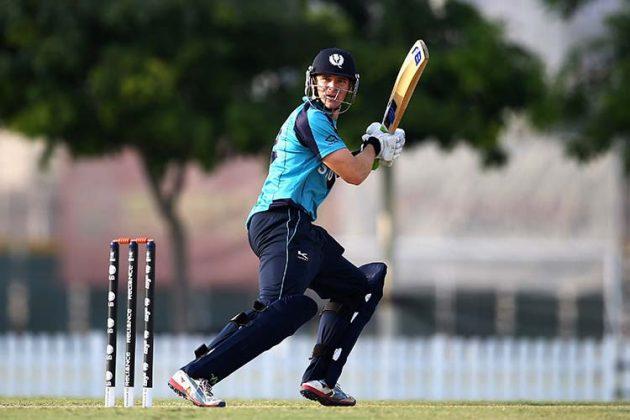 Berrington stars in a thrilling win for Scotland - Cricket News