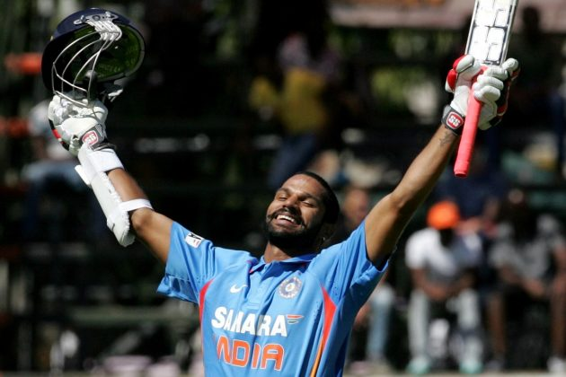 Dhawan makes it to top 10 of ODI batting rankings for first time - Cricket News