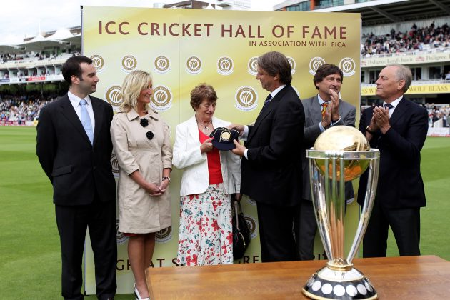 Herbert Sutcliffe inducted into ICC Cricket Hall of Fame - Cricket News