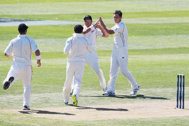 Taylor double puts New Zealand on top - Cricket News