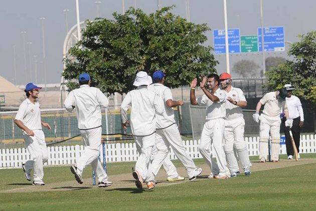Afghanistan has the advantage after first day - Cricket News