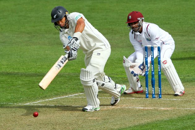 Taylor ton torments West Indies  - Cricket News