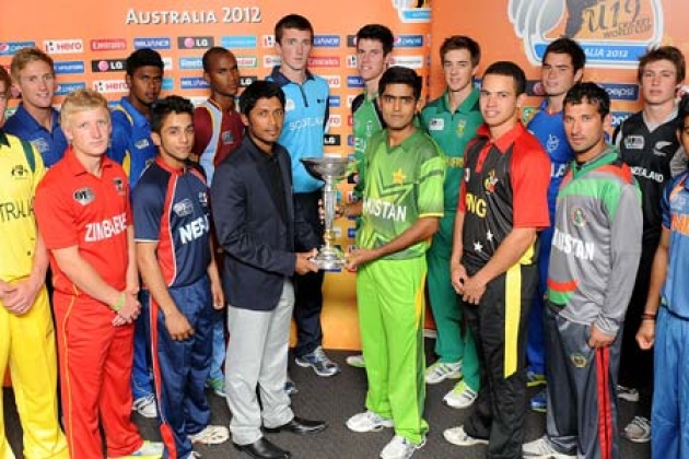 ICC U19 Cricket World Cup 2012 gets underway in Queensland on Saturday - Cricket News
