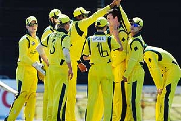 Australia begin title defence in style - Cricket News
