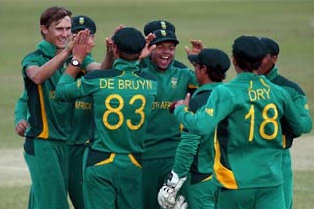 Rewind: Sri Lanka v South Africa, ICC U19 CWC 1998 - Cricket News