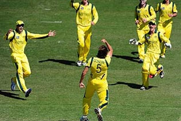 Australia, SA, India and NZ post wins - Cricket News