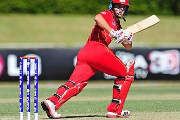 Nepal and Zimbabwe post wins - Cricket News