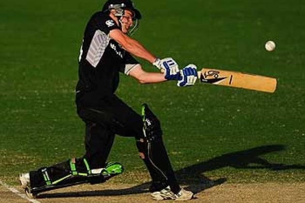 Horne proud of New Zealand's efforts - Cricket News