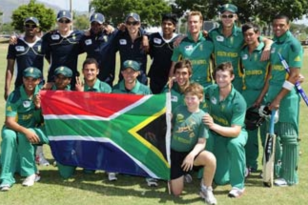 South Africa finishes third - Cricket News