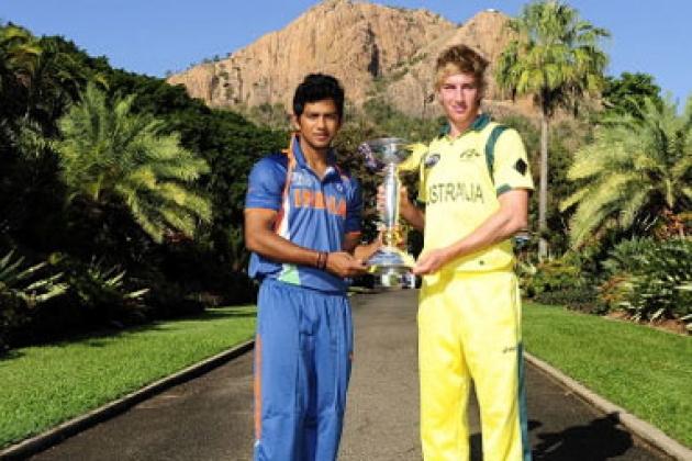 Australia, India set for final battle - Cricket News