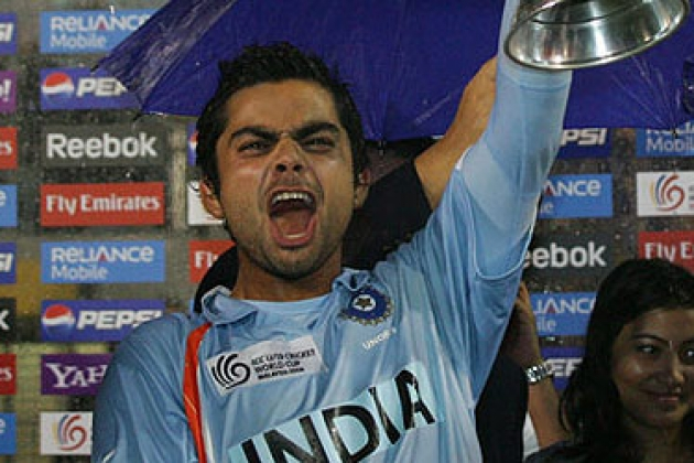 Kohli says his life changed after lifting the ICC U19 CWC trophy in 2008 - Cricket News