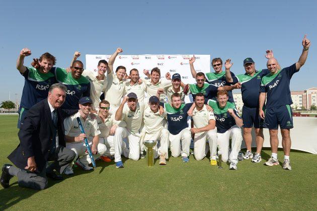 Associate nations begin quest for shot at Test cricket - Cricket News