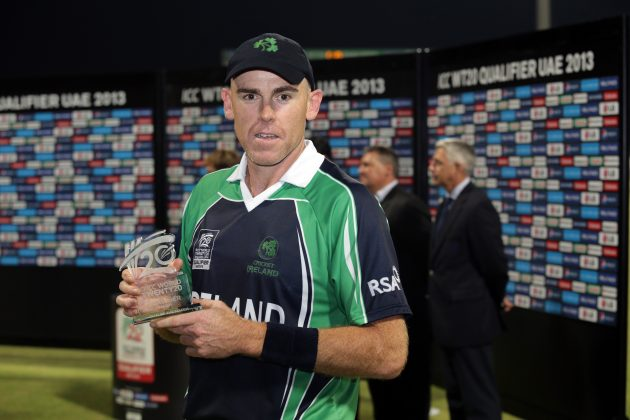 Trent Johnston accepts dual role with Cricket Ireland - Cricket News