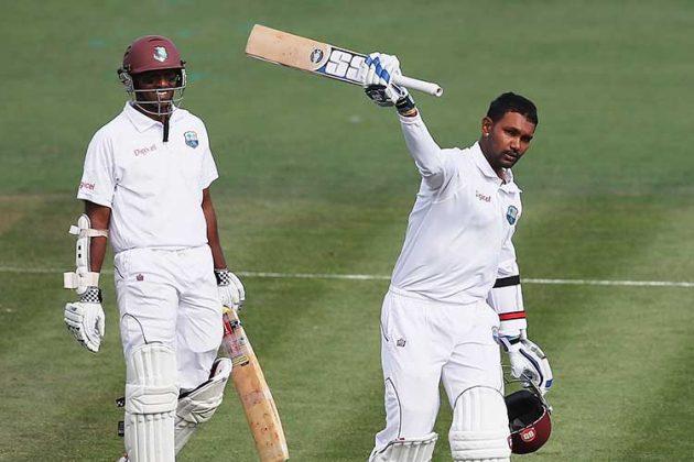 Ramdin, Chanderpaul lead recovery  - Cricket News