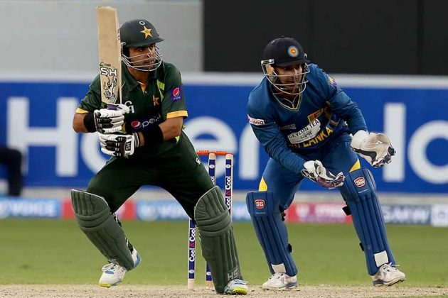 Sri Lanka holds nerves to level series - Cricket News