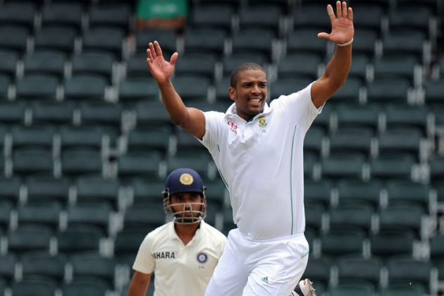 Philander on top of the world - Cricket News