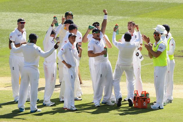 Advantage England after 13-wicket day - Cricket News