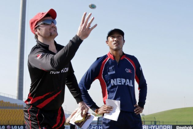 Hong Kong and Nepal expect titanic struggle - Cricket News