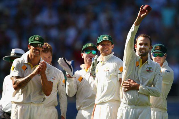 Lyon puts Australia in sight of 4-0 - Cricket News