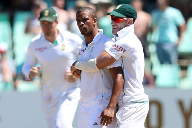 South Africa extends lead as the number-one ranked side