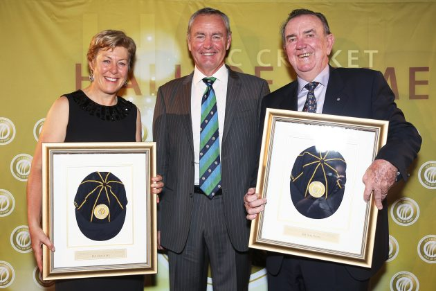 Hockley and Simpson inducted into the ICC Cricket Hall of Fame - Cricket News