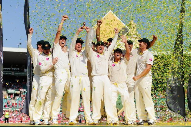 Australia completes 5-0 sweep - Cricket News