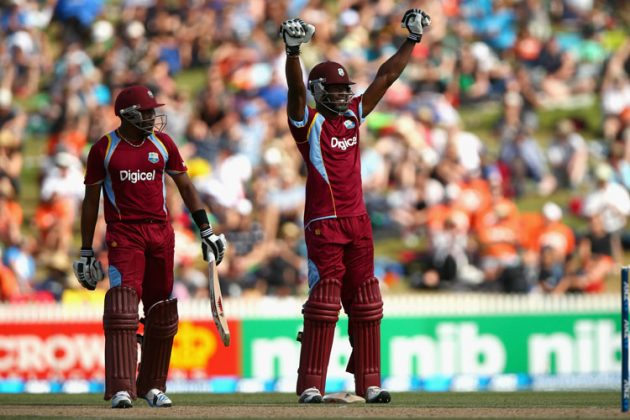 Rampant West Indies squares series - Cricket News