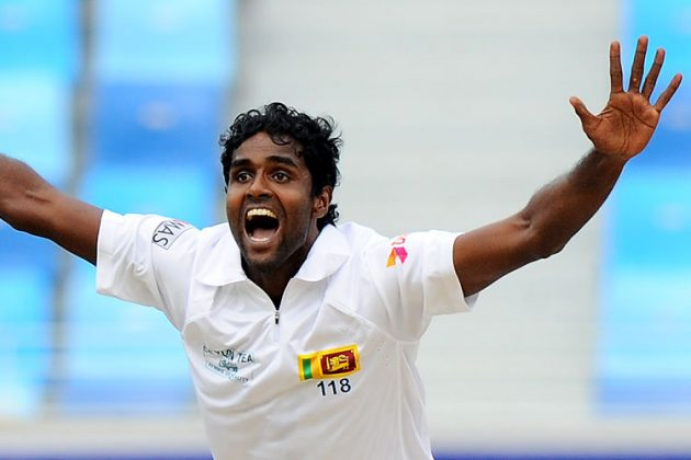 Sri Lanka's Eranga reported for suspect bowling action - Cricket News