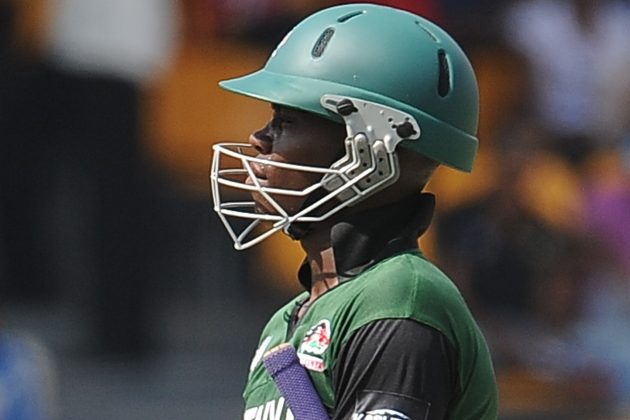 Ouma reprimanded for breaching ICC Code of Conduct - Cricket News