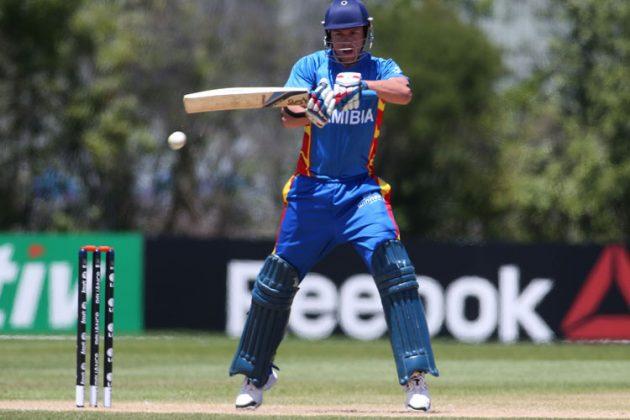 Viljoen stars in Namibia win - Cricket News