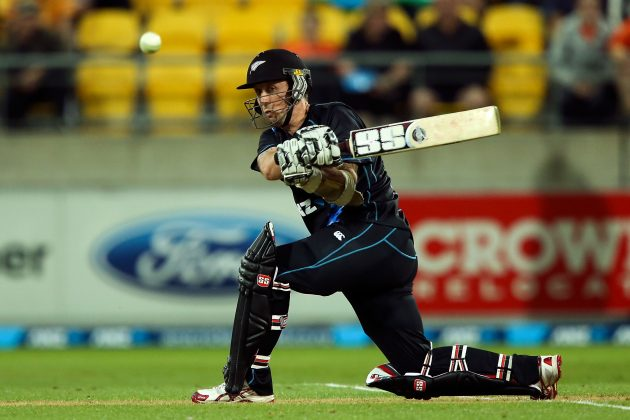 New Zealand takes series after Ronchi blitz - Cricket News