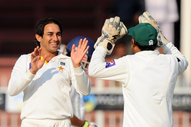 Mathews, Prasanna keep Pakistan at bay - Cricket News