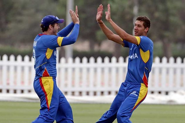 All-round JJ Smit steers Namibia to victory over Kenya - Cricket News