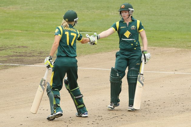 Women's teams begin build-up for ICC World Twenty20 2014 - Cricket News