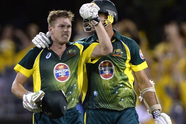 Faulkner blitz makes it 2-0 for Australia - Cricket News