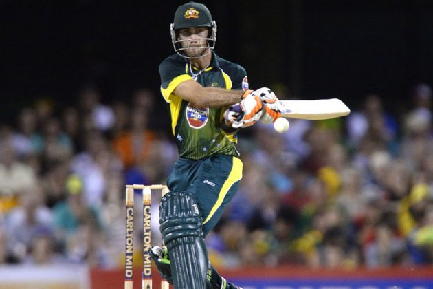 Didn't have a choice but to score big: Maxwell - Cricket News
