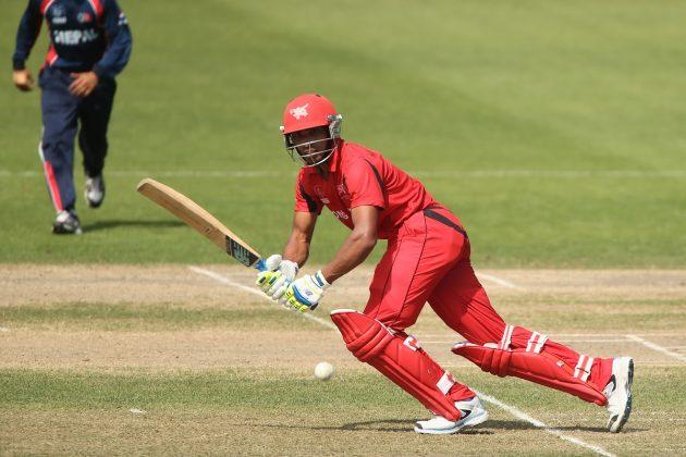 Ahmed and Barkat bat Hong Kong to third successive victory at ICC CWCQ NZ 2014 - Cricket News