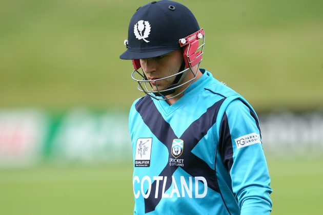Scotland fined for slow over-rate  - Cricket News