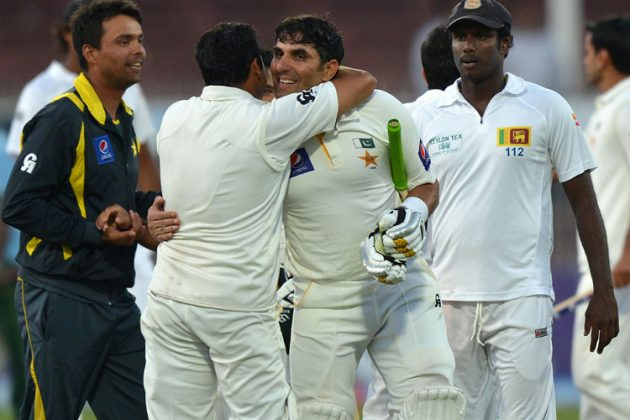Pakistan holds onto fifth place in the Test Rankings table - Cricket News