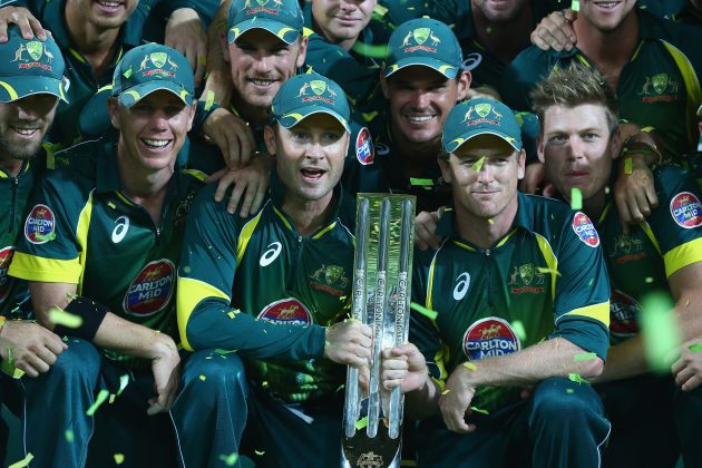 Last-over win makes it 4-1 for Australia - Cricket News