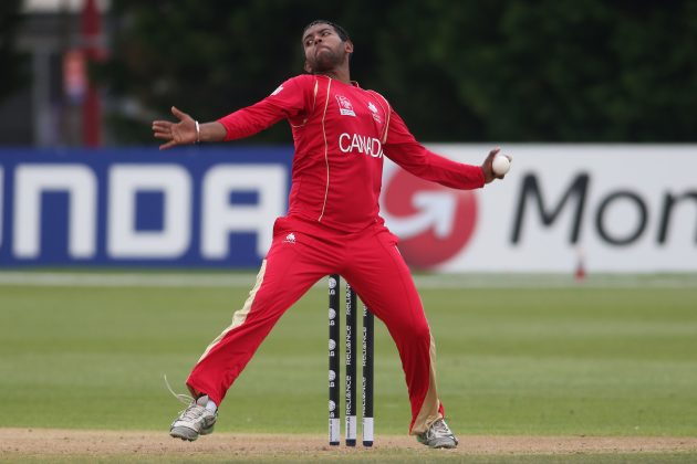 Desai spins Canada to victory