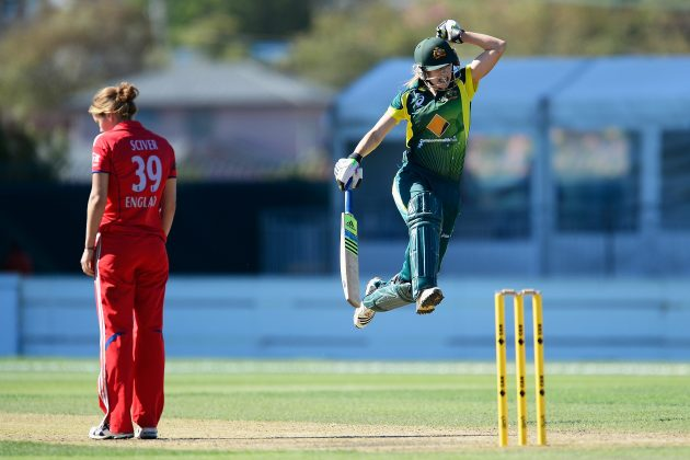 Perry leads Australia Women to victory - Cricket News