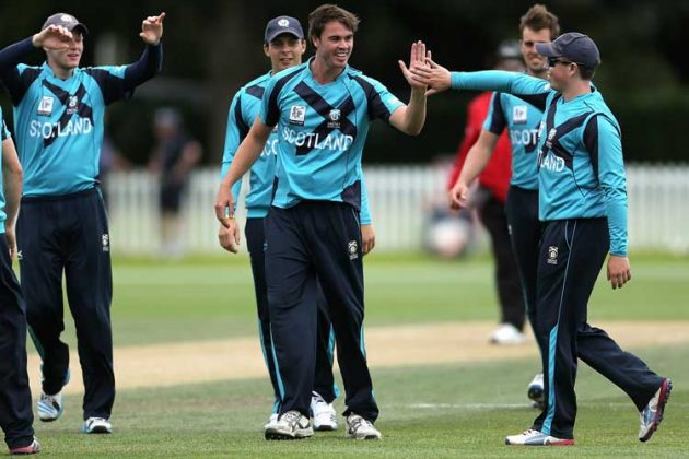 Machan stars in Scotland win - Cricket News